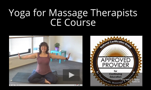 Yoga For Massage CE Course
