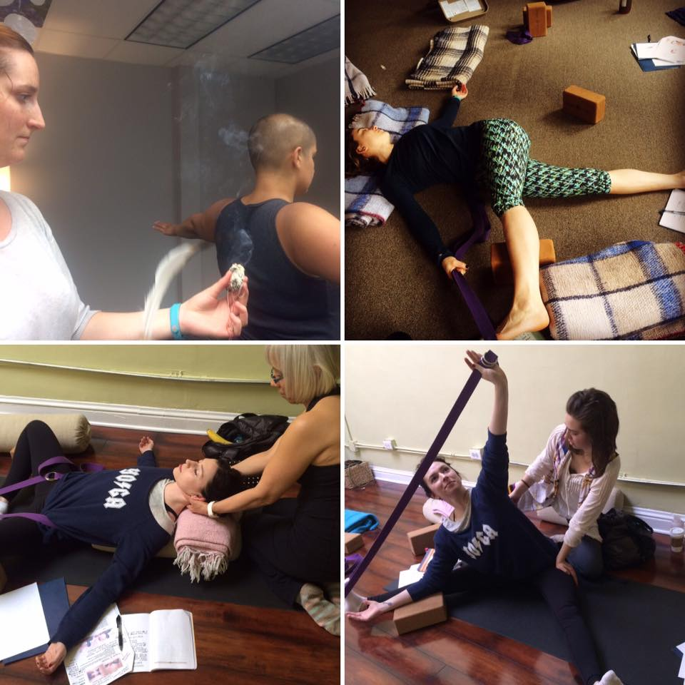 Restorative Yoga Teacher Training 20 Ces Cindy Huston Yoga Instruction Yoga Classes Body Energy Work Of Chicago Il