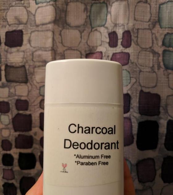 Charcoal deodorant 3